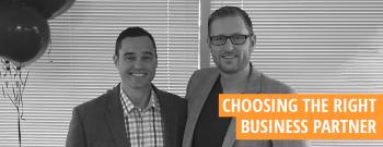Small Business Success: Choosing a Business Partner