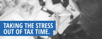 Reducing Stress at Tax Time