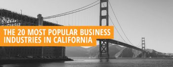 California's Most Popular Businesses for Sale