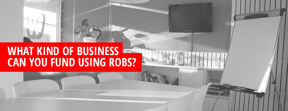 What Kind of Business Can You Buy Using ROBS