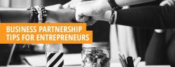 Business Partnership Tips