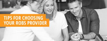 How to Choose a ROBS Provider
