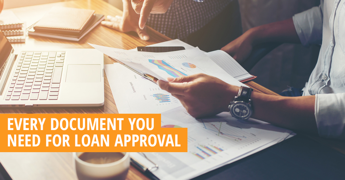 your small business loan document checklist