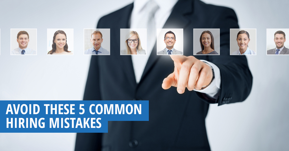 Capital One Pre Qualify >> 5 Mistakes to Avoid When Hiring Talent for Entry Level Jobs