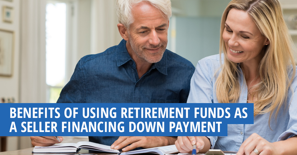 Capital One Pre Qualify >> Using Your 401(k)/IRA as a Down Payment for Seller Financing