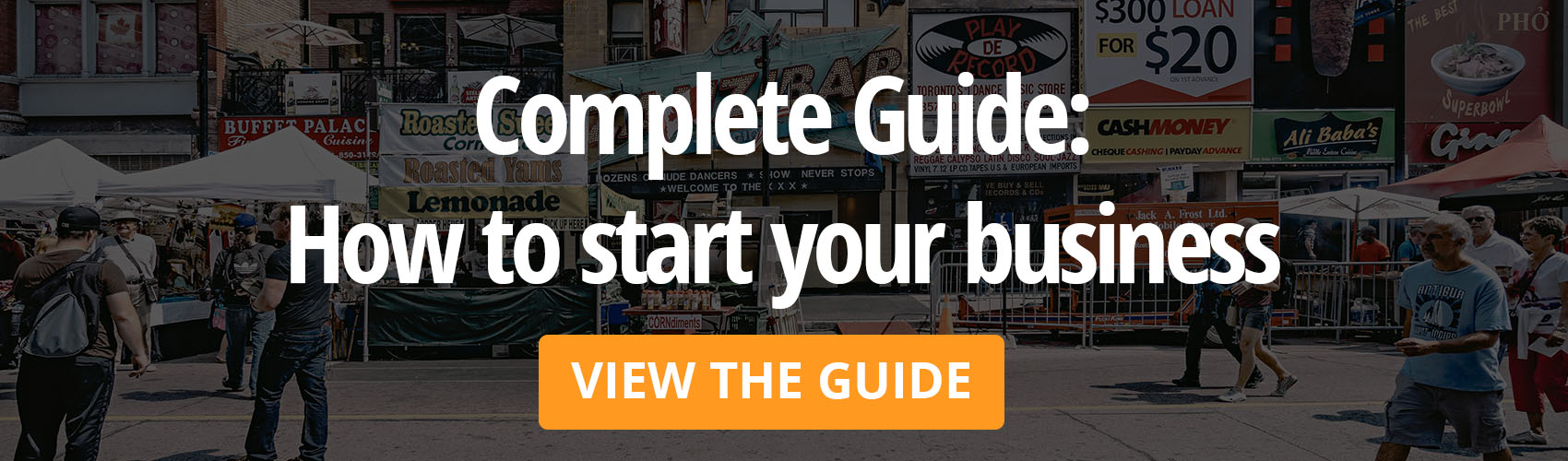 See Guidant's How to Start a Business Complete Guide