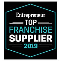 Entrepreneur Top Franchise Supplier of 2019