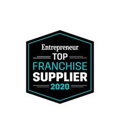 2020 Entrepreneur Guidant Award Top Franchise Supplier