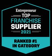 2021 #1 Enrepreneur Award